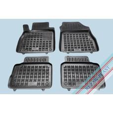 Rezaw Plast Gummi Fußmatten für Nissan Micra V