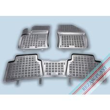 Rezaw Plast Gummi Fußmatten für Toyota Prius IV