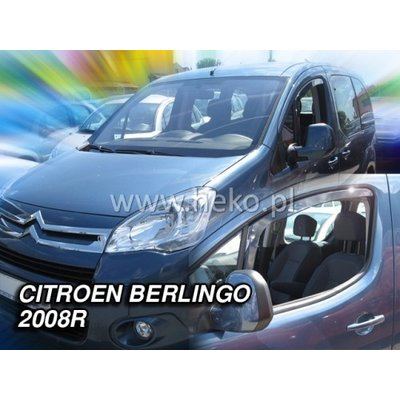 Heko Windabweiser Heko für Citroen Berlingo / Peugeot Partner