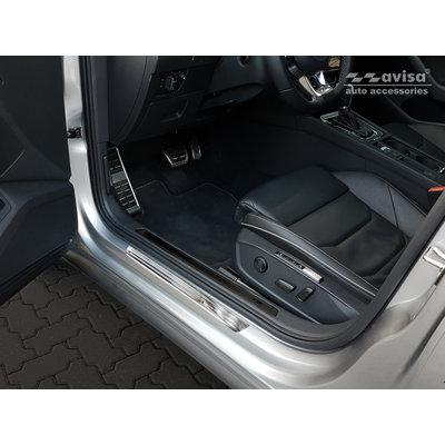 Avisa Einstiegsleiste Edelstahl für VW Arteon