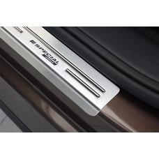 Avisa Einstiegsleiste Edelstahl für Mitsubishi ASX