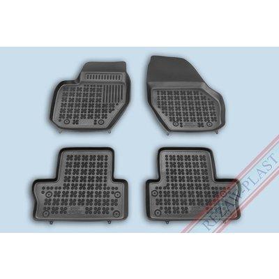 Rezaw Plast Gummi Fußmatten für Volvo V60 II