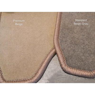 Vopi Velours Fußmatten für Citroen C4
