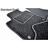 Vopi Velours Fußmatten für Audi A5 Cabrio 8F