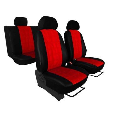 Pok Ter Maßgenauer Autositzbezug Forced für Suzuki Swift