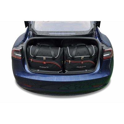 Kjust Reisetaschen Set für Tesla 3 + Vorne