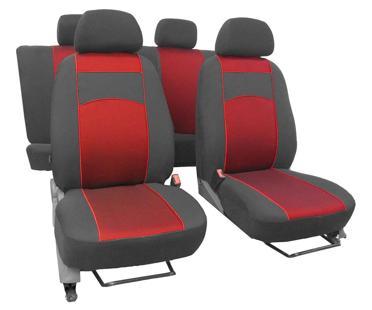 1995-2010 GRAU Fußmatten Autoteppiche VW Sharan I 7-Sitzer Bj