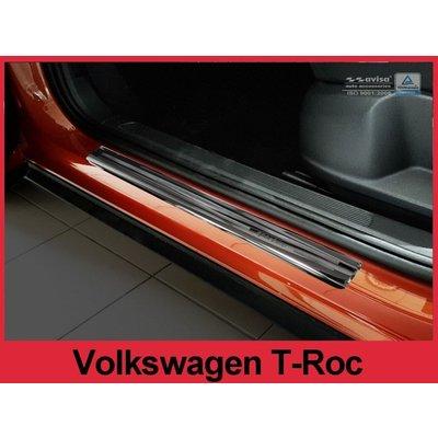 Avisa Einstiegsleiste Edelstahl für VW T-Roc