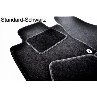 Vopi Velours Fußmatten für Mercedes Vito W447 2+3 Reihe