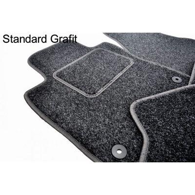Vopi Velours Fußmatten für Ford Transit Custom