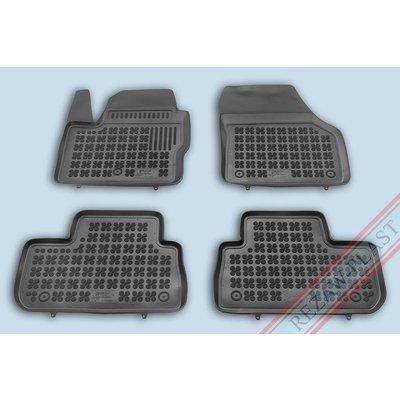 Rezaw Plast Gummi Fußmatten für Land Rover Discovery Sport