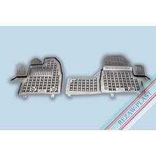 Rezaw Plast Gummi Fußmatten für Ford Tourneo Custom Titanium