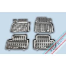 Rezaw Plast Gummi Fußmatten für Mazda 3 IV