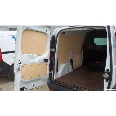 Adaptiqa Laderaumverkleidung für Kleintransporter L1H1 (Expert, Jumpy, Proace, Talento, Trafic, Vivaro, Vito, Transit Custom, Transporter)