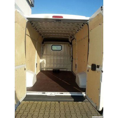 Adaptiqa Laderaumverkleidung für Kleintransporter L2H1 (Expert, Jumpy, Proace, Talento, Trafic, Vivaro, Vito, Transit Custom, Transporter)