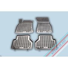 Rezaw Plast Gummi Fußmatten für Audi A6 C8