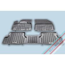 Rezaw Plast Gummi Fußmatten für Citroen C5 Aircross