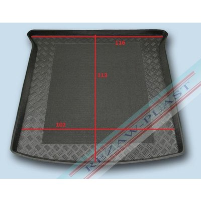 Rezaw Plast Kofferraumwanne für Volkswagen Sharan II / Seat Alhambra II