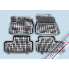 Rezaw Plast Gummi Fußmatten für Nissan Juke II
