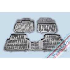 Rezaw Plast Gummi Fußmatten für Honda CRV V