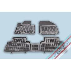 Rezaw Plast Gummi Fußmatten für Hyundai Santa Fe IV
