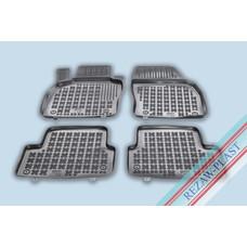 Rezaw Plast Gummi Fußmatten für Audi A1 II