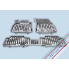 Rezaw Plast Gummi Fußmatten für Audi E-Tron
