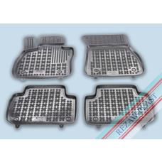 Rezaw Plast Gummi Fußmatten für BMW 1 F40