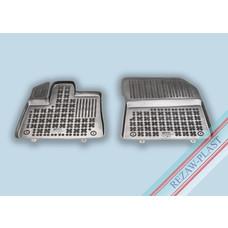 Rezaw Plast Gummi Fußmatten für Citroen Berlingo III / Opel Combo E / Peugeot Rifter / Toyota ProAce City