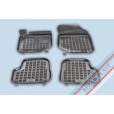 Rezaw Plast Gummi Fußmatten für Citroen DS3 Crossback