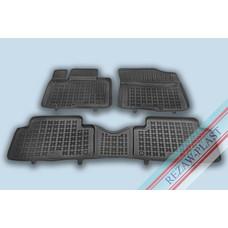 Rezaw Plast Gummi Fußmatten für Kia Sorento IV