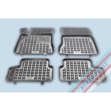 Rezaw Plast Gummi Fußmatten für Mercedes GLA II / GLB