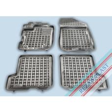 Rezaw Plast Gummi Fußmatten für Dacia Sandero II Facelift / Stepway