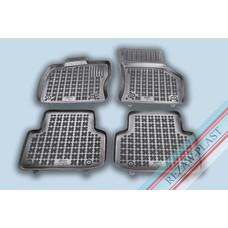 Rezaw Plast Gummi Fußmatten für Seat Leon IV