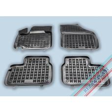 Rezaw Plast Gummi Fußmatten für Suzuki Ignis III