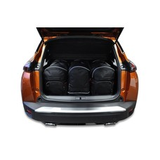 Kjust Reisetaschen Set für Peugeot 2008 II