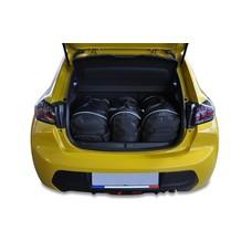 Kjust Reisetaschen Set für Peugeot 208 II