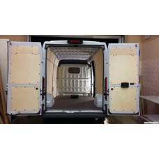 Adaptiqa Laderaumverkleidung für VW Crafter / MAN TGE L3H2