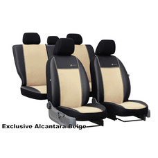 Pok Ter Maßgenauer Autositzbezug Exclusive für Seat Cordoba Leon Mii Toledo