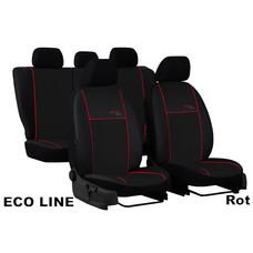 Pok Ter Maßgenauer Autositzbezug Kunstleder  für Fiat 500L 500X
