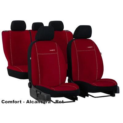 Pok Ter Maßgenauer Stoff Autositzbezug für Ford Transit Custom