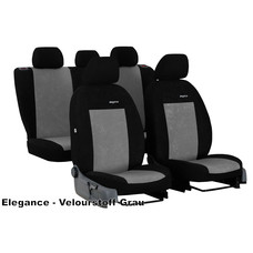 Pok Ter Maßgenauer Stoff Autositzbezug für Kia Ceed Picanto Rio Soul Venga
