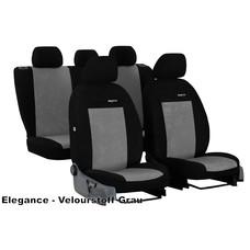 Pok Ter Maßgenauer Stoff Autositzbezug für Skoda Roomster Yeti Kodiaq