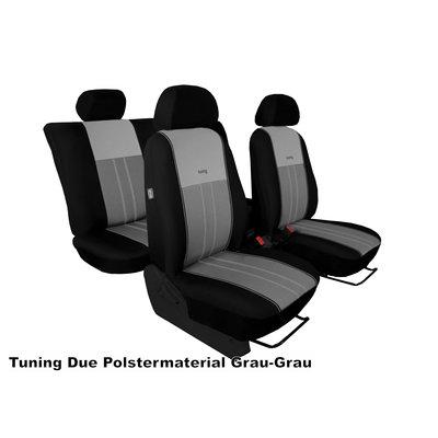 Pok Ter Maßgenauer Stoff Autositzbezug für Volkswagen VW T5