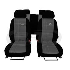 Pok Ter EINZELSTÜCK! Maßgenauer Autositzbezug Renault Trafic 6 Sitzer