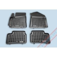 Rezaw Plast Gummi Fußmatten für Hyundai i10 II