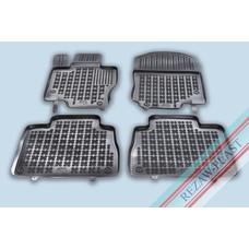 Rezaw Plast Gummi Fußmatten für Mercedes GLE W167