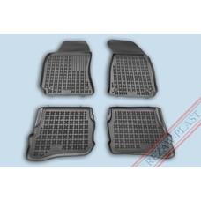 Rezaw Plast Gummi Fußmatten für Volkswagen Passat B5