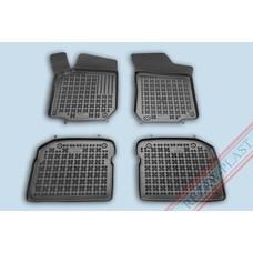 Rezaw Plast Gummi Fußmatten für Volkswagen Golf IV Bora Beetle / Skoda Octavia / Seat Leon