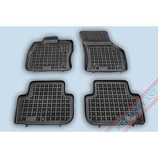 Rezaw Plast Gummi Fußmatten für Volkswagen Golf VII Sportsvan